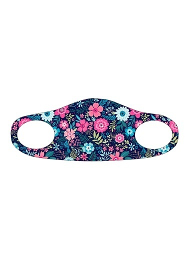 Noon Collection Maske Renkli